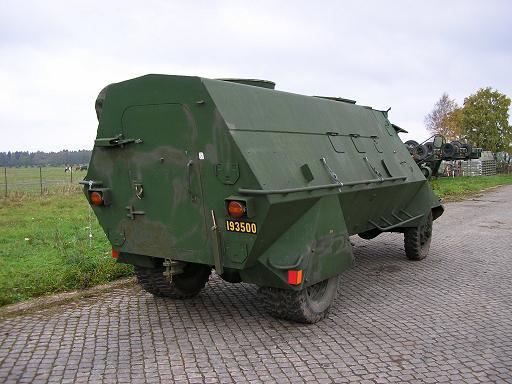 antal stridsvagnar på gotland